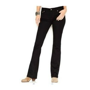 LUCKY BRAND Sweet n Low Womens Black Jeans Size 26